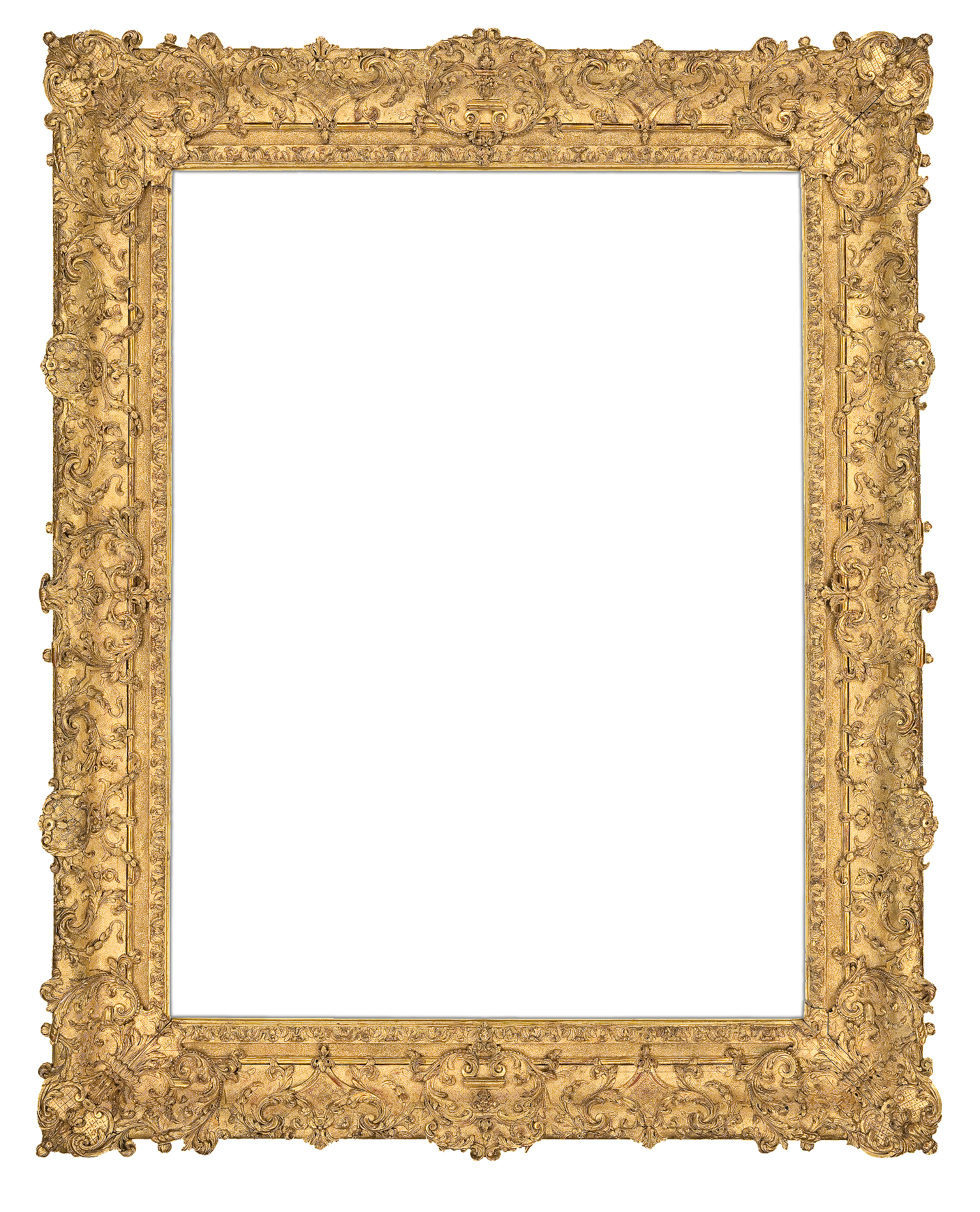 one of lowys many spectacular gold frames
