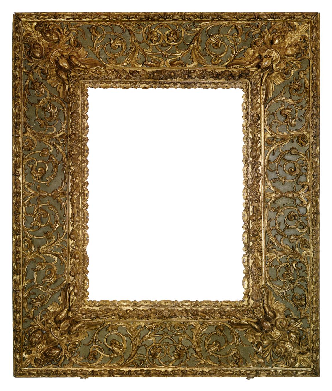 antique frame restoration