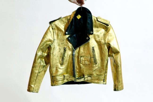 Leather Jacket by Igor&