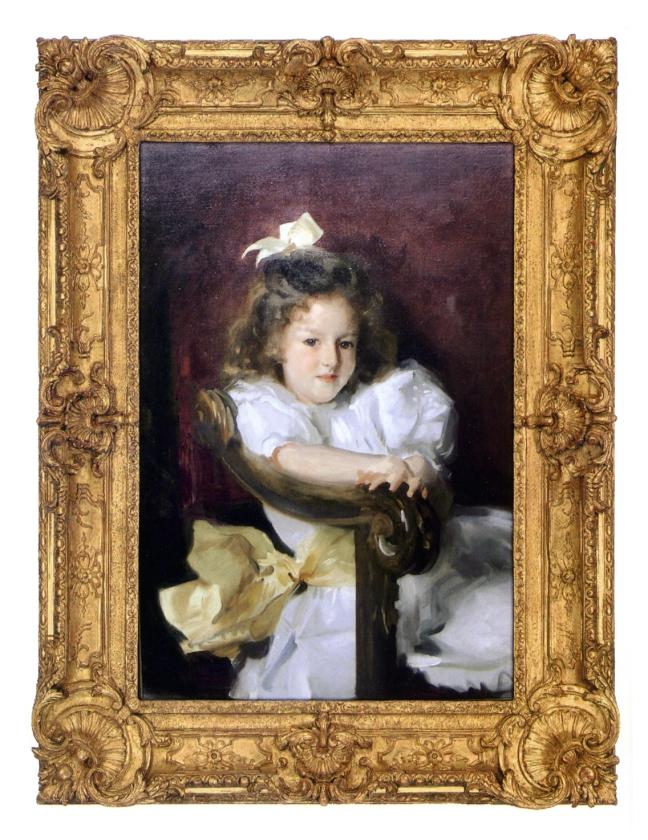John Singer Sargent, Portrait of Charlotte Cram, 1900