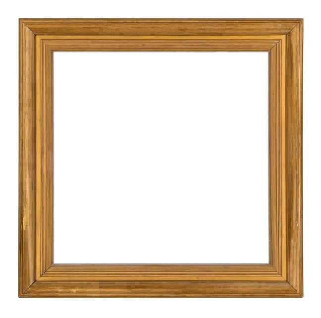 19th century English Whistler-style frame (4029)