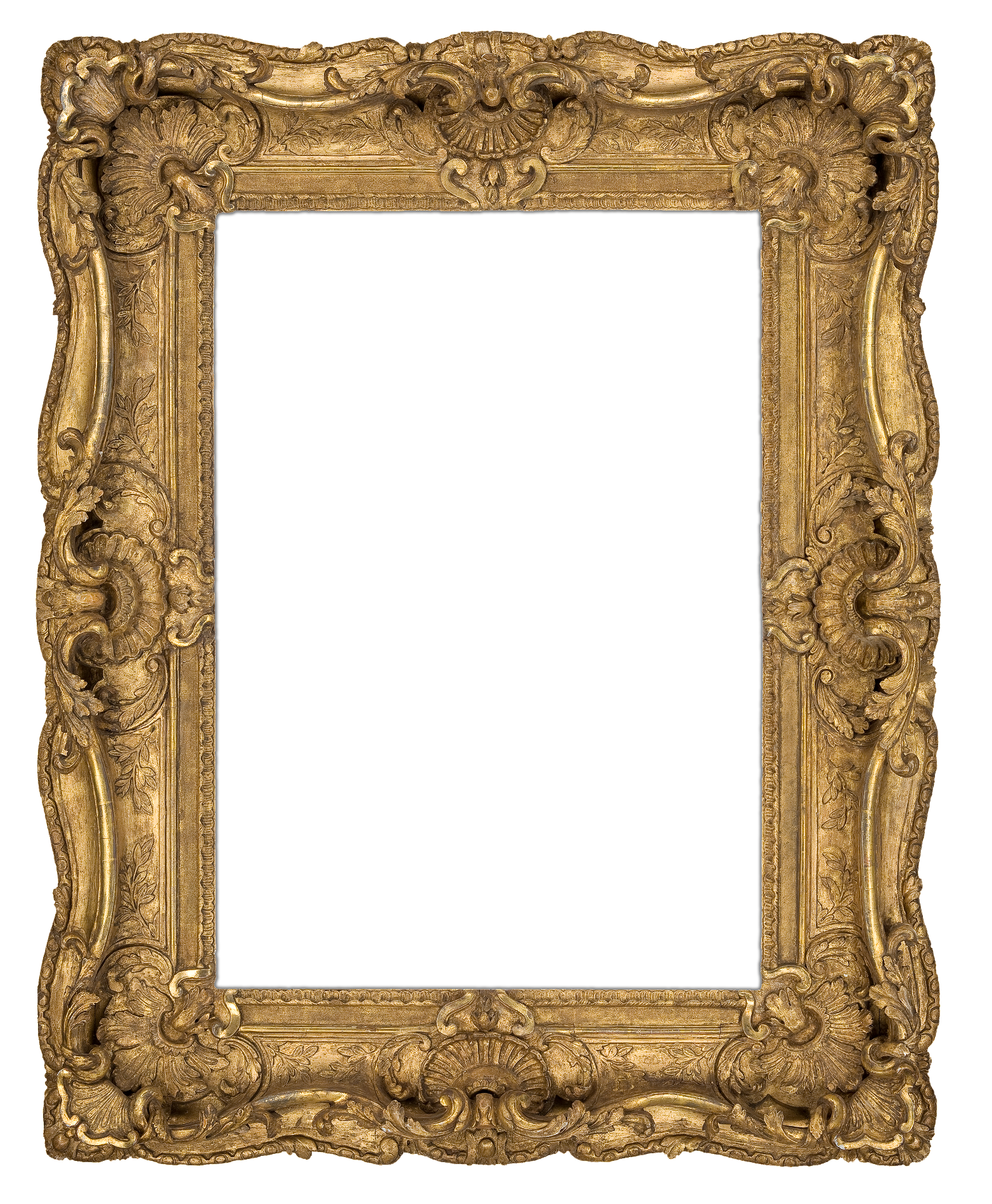 Featured frame of the week for Rococo style frame