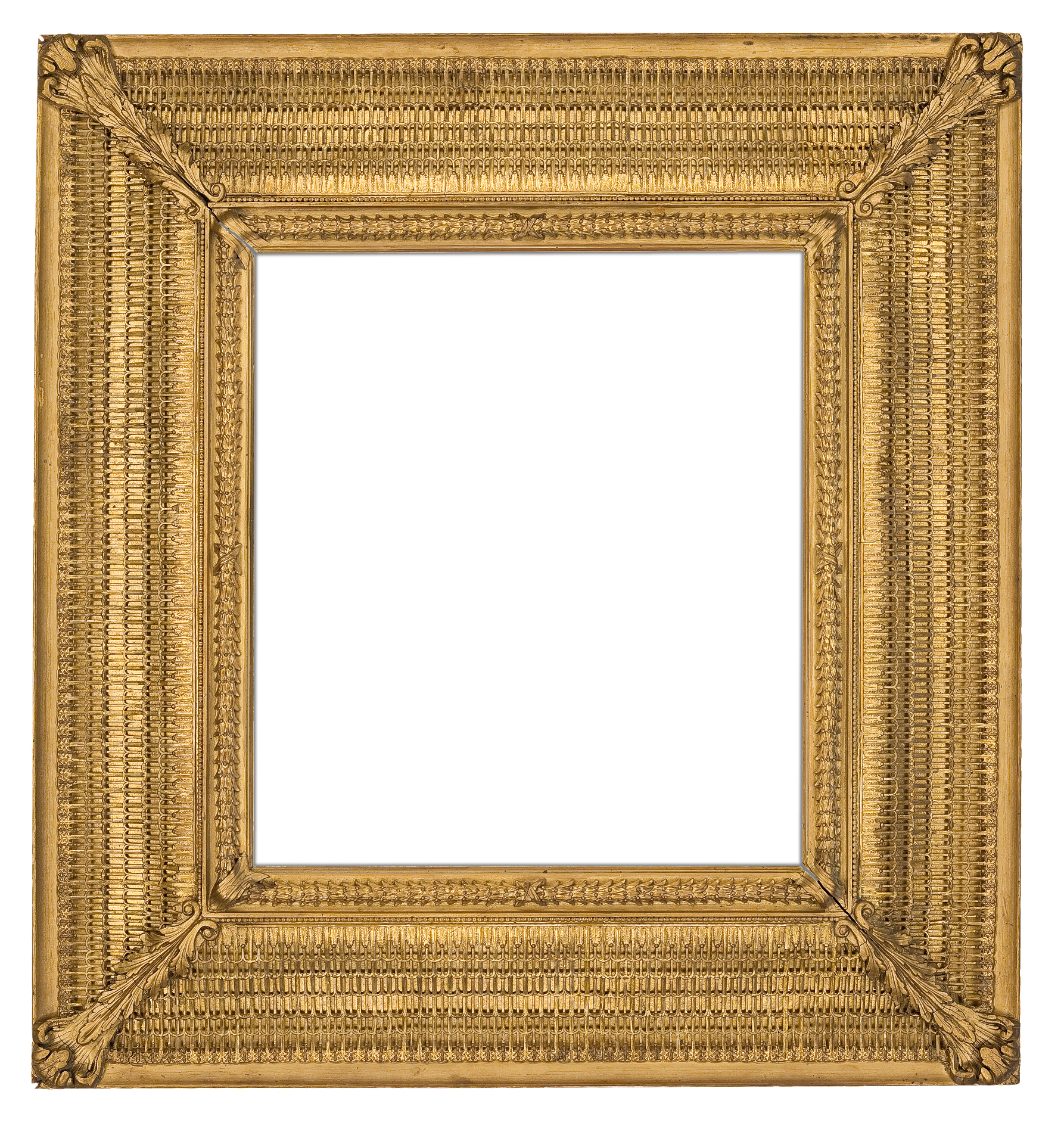 Frame of the Week – A rare grille frame by Stanford White